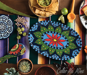 West Edmonton Mall Talavera Tableware