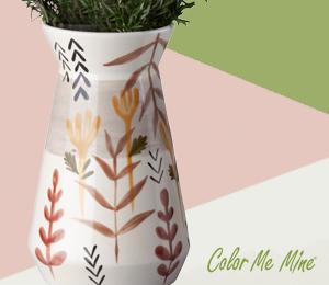 West Edmonton Mall Minimalist Vase