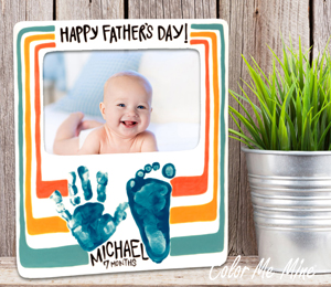 West Edmonton Mall Father's Day Frame