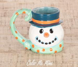 West Edmonton Mall Snowman Mug
