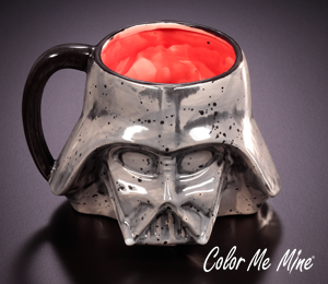 West Edmonton Mall Darth Vader Mug