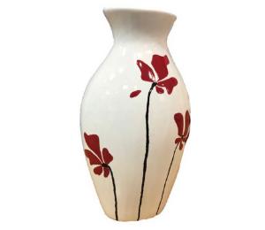 West Edmonton Mall Flower Vase