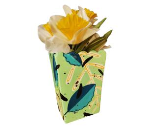 West Edmonton Mall Leafy Vase