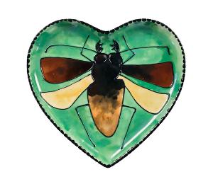 West Edmonton Mall Titan Beetle Plate